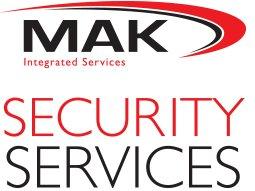MAK SECURITY SERVICES logo