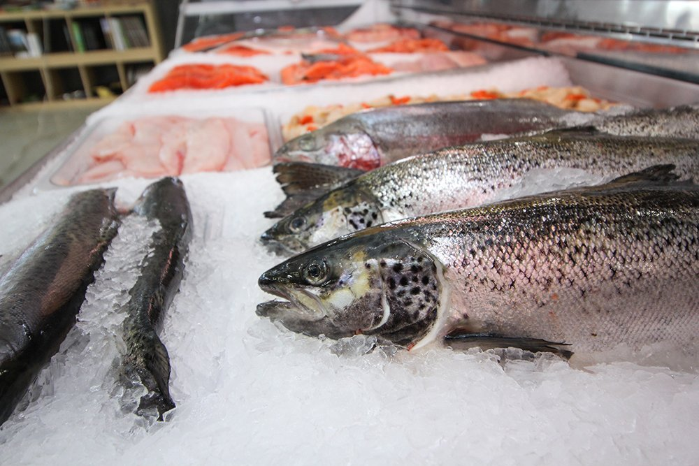 Seafood Platters, Devonport, TAS