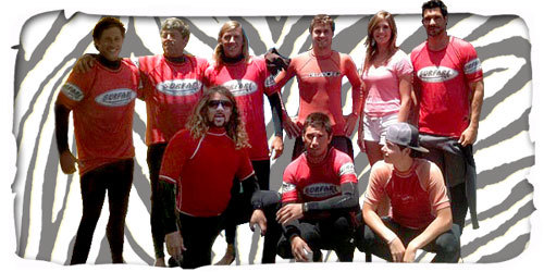 The Surfari Surf Instructors