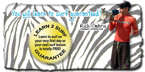 San Diego Surf Lessons