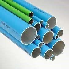 Tubi alluminio verniciati