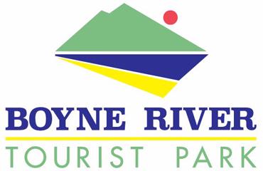 Boyne River Tourist Park  logo