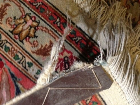 tappeti persiani ed antichi