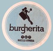 DONNA BURGHERITA - LOGO