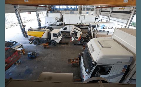 revisione motori auto e tir
