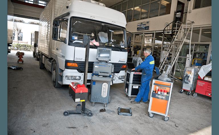 assistenza veicoli commerciali