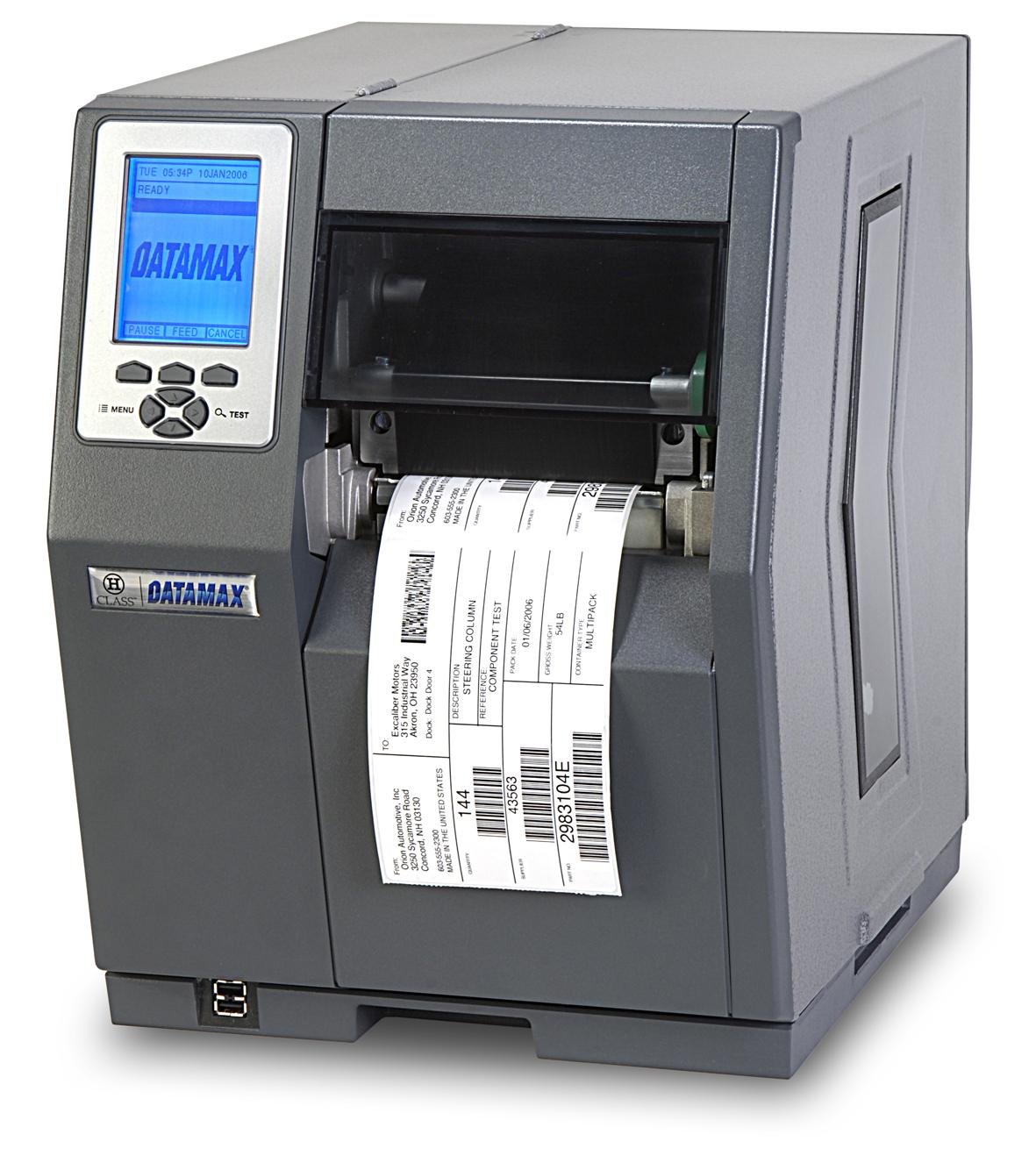 We buy Datamax thermal barcode label printers