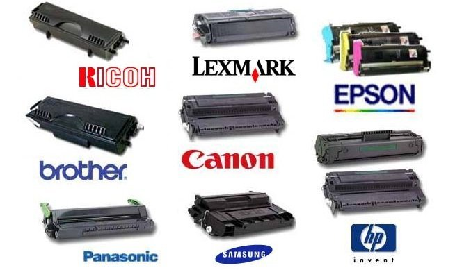 We buy branded ink carts and toners