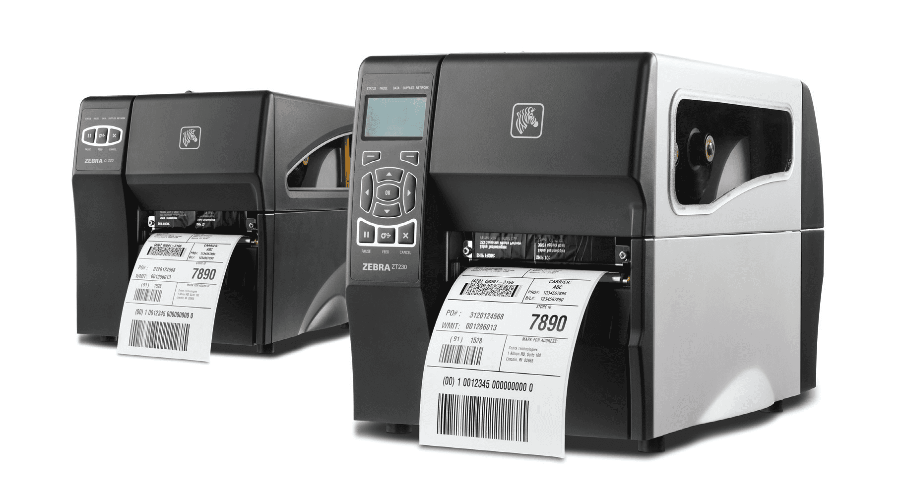 We buy Zebra thermal barcode label printers