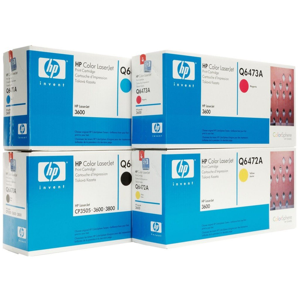We buy mono and colour laser printer consumables