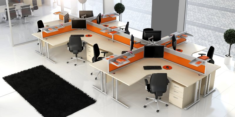 Office Furniture Clearance Staffordshire