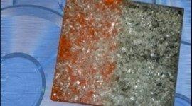 resina acrilica trasparente