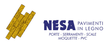 Nesa Davide Pavimenti Serramenti - Logo