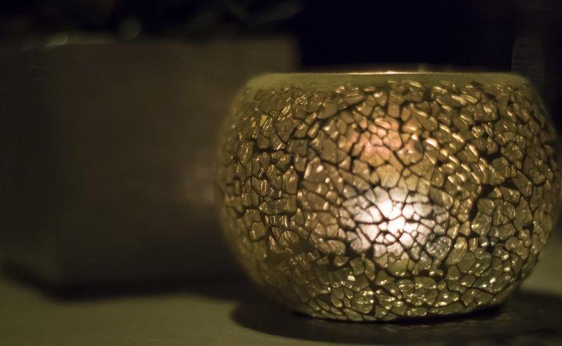 dettaglio di una lampada