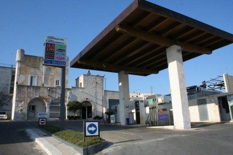Stazione di servizio carburanti - Locorotondo BA