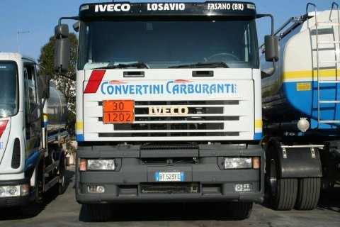 distribuzione carburante - Locorotondo BA