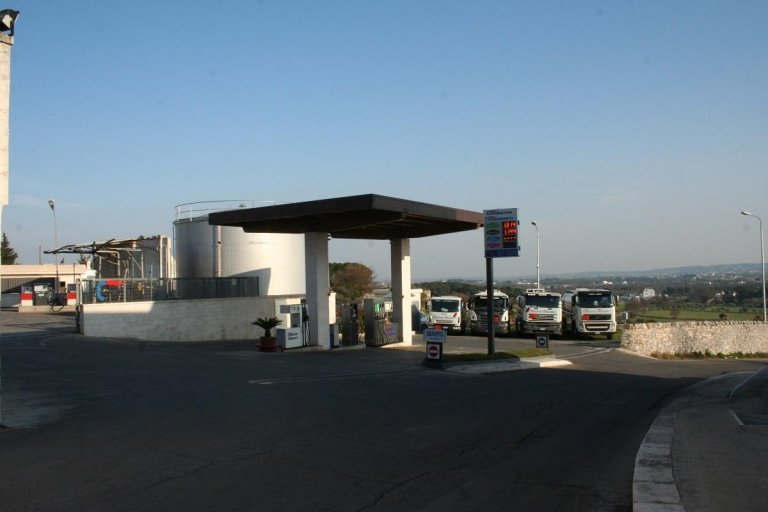 distribuizione carburante
