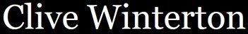 Clive Winterton logo