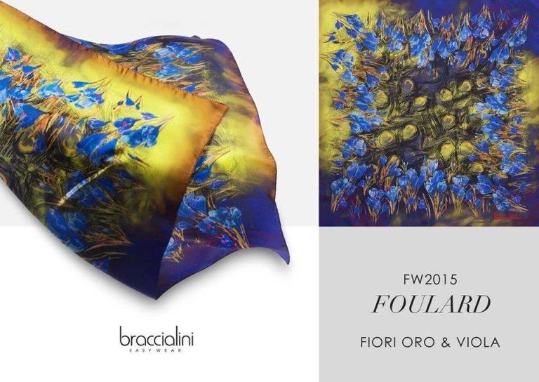 braccialini foulard