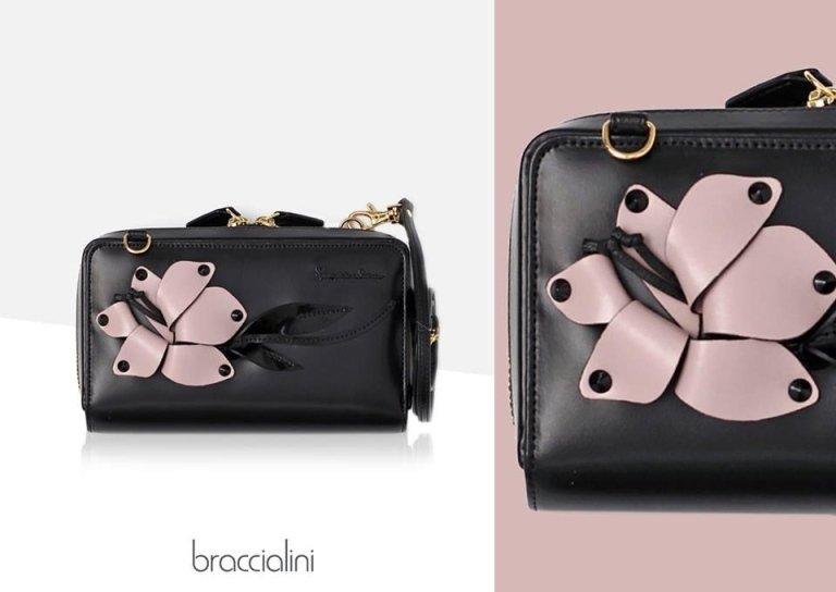 braccialini borsetta Mayfair