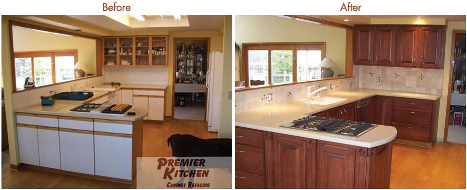 cabinets gallery premier kitchen serving buffalo rochester ny