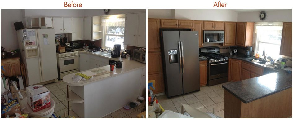 Cabinet Refacing Rochester, NY