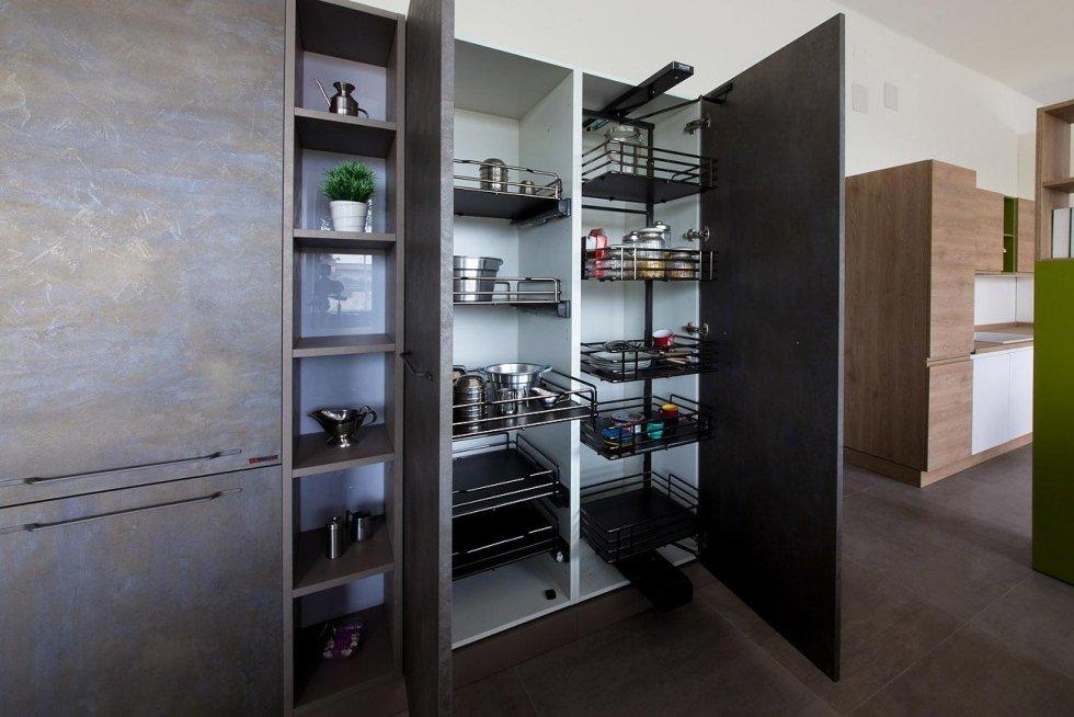 cucina libera