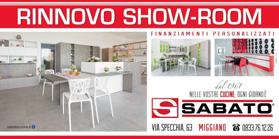 rinnovo showroom