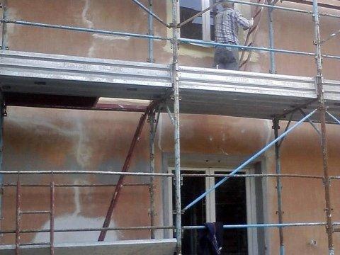 Ristrutturazione pareti esterne