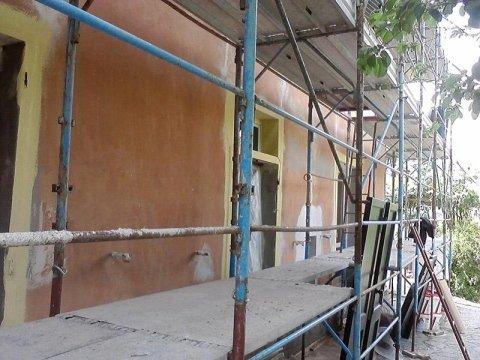Ripristino pareti esterne