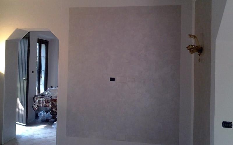 Verniciatura pareti interne