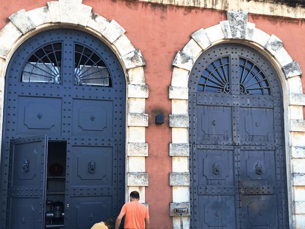 restauro edilizio