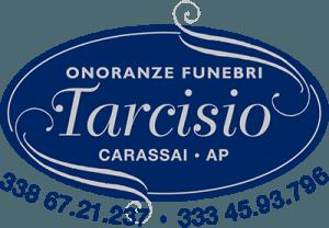 logo onoranze funebri tarcisio