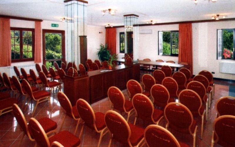 Sala convegni Villaggio Antiche Terre