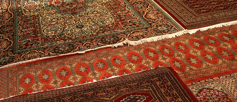 Oriental Rug Cleaning Should Only Be Done By Hand