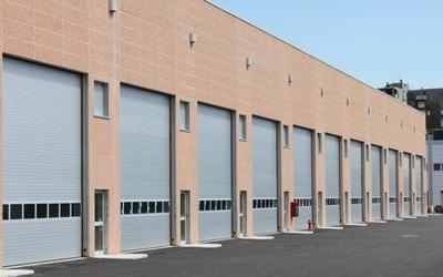 Porte sezionali industriali