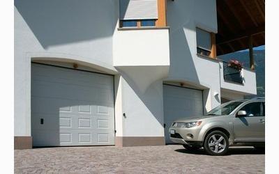 Porte sezionali d garage