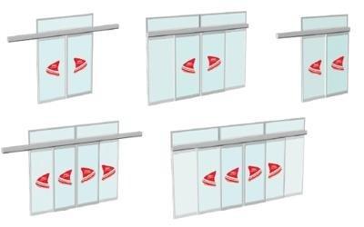 Serramenti e profili in alluminio