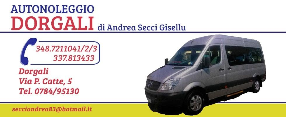 Car rental in Dorgali