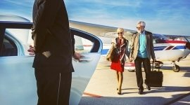 noleggio auto aeroporto, auto autista aeroporto, trasferimenti auto aeroporto