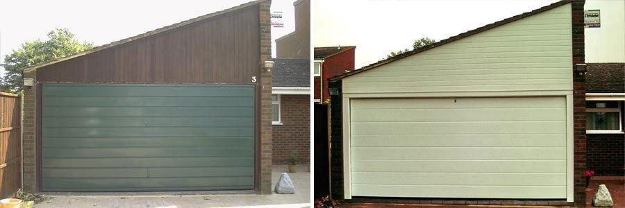 Garage Door Supplier In Milton Keynes