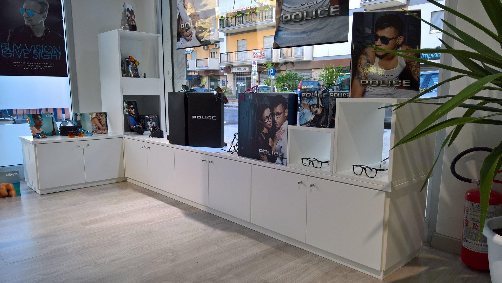negozio ottica Percezione Visiva palermo