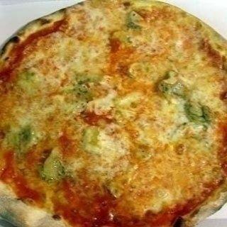 Pizza carfiofi genova