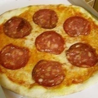 pizza salame genova