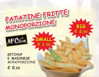 patate fritte genova