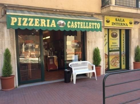 Pizzeria Castelletto di genova