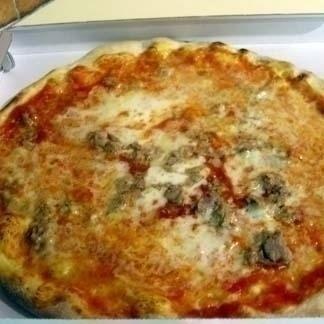 pizza salsiccia genova