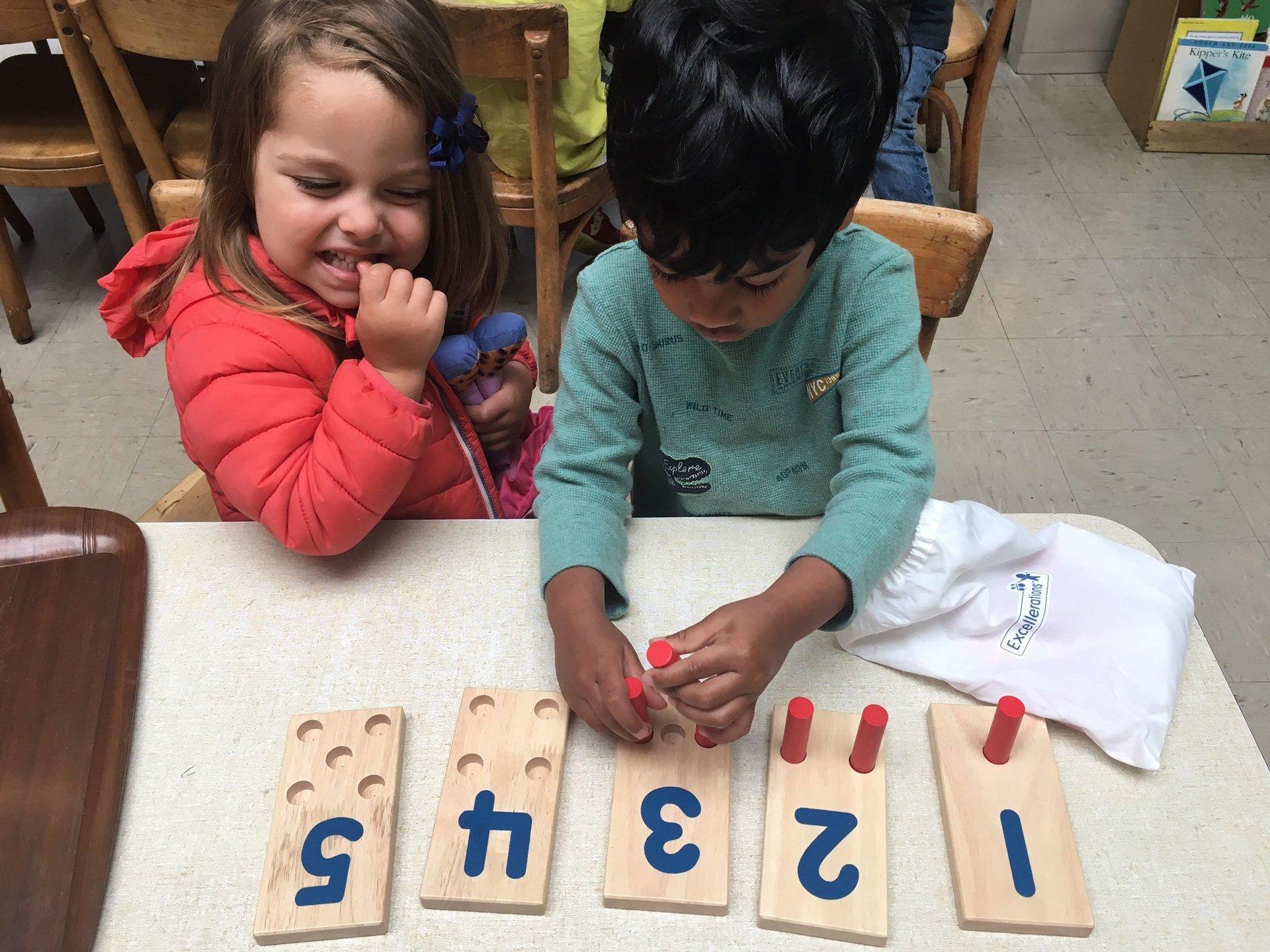 Educational Child Care San Francisco, CA
