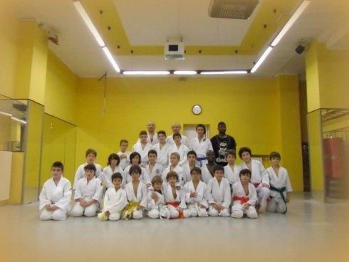 Corso di Judo - Maestro Fratus Battista