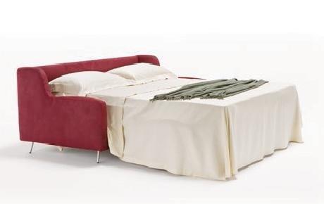 AMBROGIO è un divano letto matrimoniale